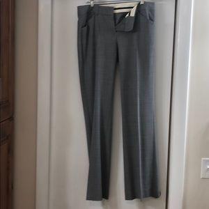 Beautiful grey wool Theory trousers size 10
